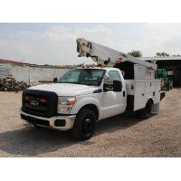 Buy cheap Used Bucket Truck Stock No. 07459 - 2012 Ford F350 35' Altec from wholesalers