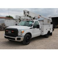 Buy cheap Used Bucket Truck Stock No. 07457 - 2012 Ford F350 35' Altec from wholesalers