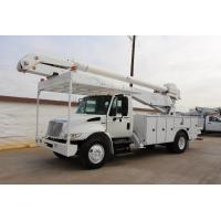 Buy cheap Used Bucket Truck Stock No. 40596 - 2009 International 4300 60' Altec from wholesalers