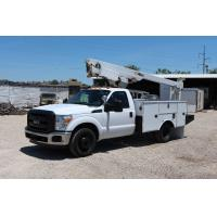 Buy cheap Used Bucket Truck Stock No. 07461 - 2012 Ford F350 35' Atec from wholesalers