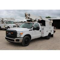 Buy cheap Used Bucket Truck Stock No. 07460 - 2012 Ford F350 35' Altec from wholesalers