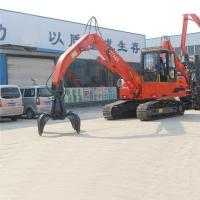 Wholesale FMDG150 Scrap Metal Grapple Handler from china suppliers