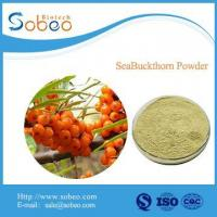 Sea Buckthorn Fruit Powder For Drink for sale