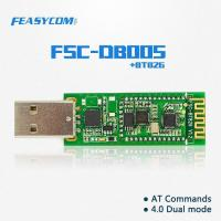 Wholesale Bluetooth 4.0 Dual Mode with USB Interface Development Board for FSC-BT826 from china suppliers