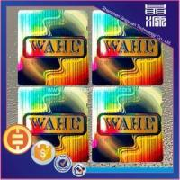 Wholesale High Quality Anti-counterfeit Hologram Label from china suppliers