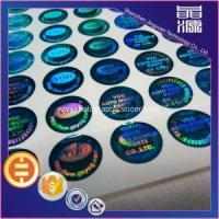 Wholesale Custom 3D Hologram Sticker And Security Label from china suppliers