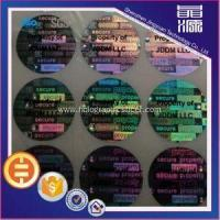 Wholesale 3D Effect Hologram Sticker Label from china suppliers