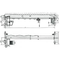 Wholesale Suspended Overhead CraneOverhead Crane from china suppliers