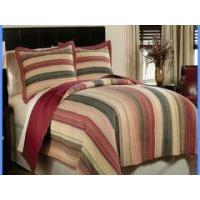 Wholesale Wholesale 100% cotton twin fitted bedspread patchwork quilt from china suppliers