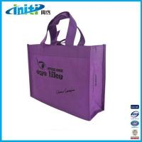 Wholesale 2015 PP woven bag with punch hole handle for promotion from china suppliers