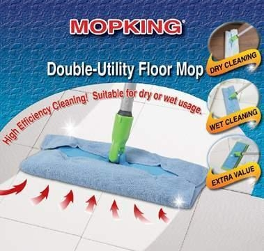 Utility Mop : Quality M-6-3 Double-utility floor mop for sale