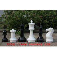 China King Tall 16 Inch Giant Garden Outdoor Chess Piece wholesale