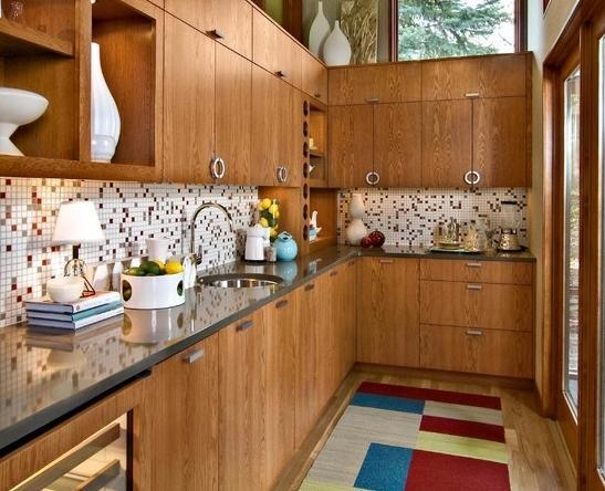 Quality Wood Veneer Kitchen Cabinets For Sale