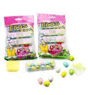 Colorful Egg Chewing gum in bag(4PET)