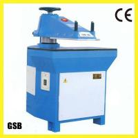 Wholesale GSB-80 8T Hydraulic swing arm cutting machine/cutting press/clicking machine from china suppliers