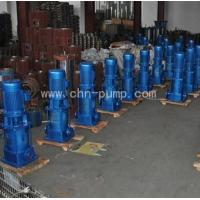 Wholesale LG vertical single suction multistage pump from china suppliers