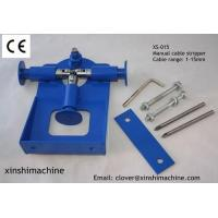 Wholesale XS-015 Manual Cable and Wire Strippers from china suppliers