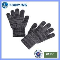Wholesale acrylic knitted magic glove from china suppliers