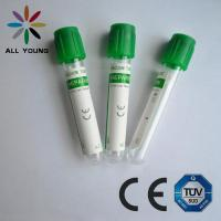Blood Collection System Heparin Tube