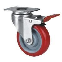 Wholesale Swivel With Brake Caster Wheel from china suppliers