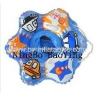 China PVC inflatable baby swim seat wholesale