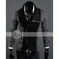Wholesale Doclin Jointed Long Sleeve Woolen Fabric Men Suit from china suppliers