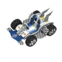Wholesale 3D Go Kart Puzzle from china suppliers