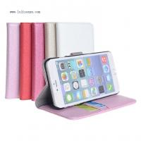 Buy cheap iPhone Case iphone 6 plus leather case from wholesalers