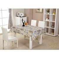 China Table Linens Product Description: PVC Tablecloth wholesale