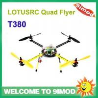 China quadcopter LotusRC T380 aircraft 4channel RC Quadcopter (KIT) on sale