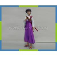 Wholesale Statue Japanese Warrior Girl Anime Figures from china suppliers