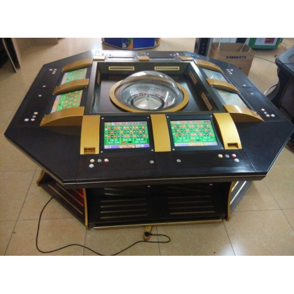 Electronic roulette table for sale