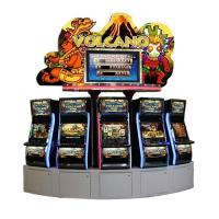 Wholesale Volcano Jackpot Game Machine with Big Winning Lamp Screen Above MT-GA034 from china suppliers