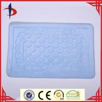 Wholesale Flannel embossed memory foam floor mat from china suppliers