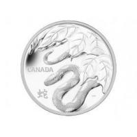 Wholesale Royal Canadian Mint 2013 $250 Fine Silver Coin - Year of the Snake from china suppliers