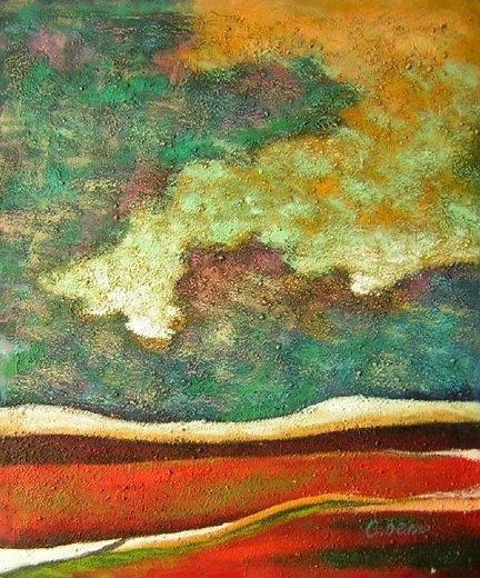 Original paintings abstract landscape paintings for sale for Original modern art for sale