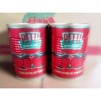 Wholesale 400G Canned Tomato Paste from china suppliers