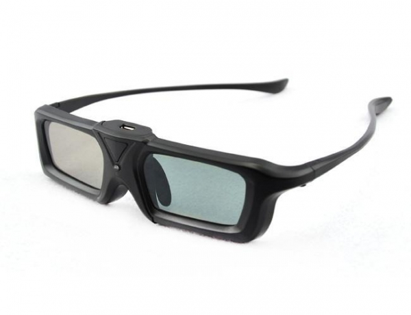 D Active Shutter Glasses Not Working