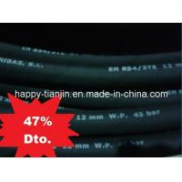 Wholesale Hydraulic Hose 3TE Textile Braid High Pressure Hose from china suppliers