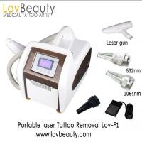 Wholesale Portable Laser Tattoo Removal Lov-F1 from china suppliers