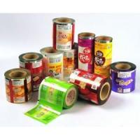 Wholesale Full Color Printed OPP Film Rolls from china suppliers