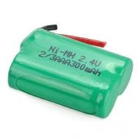 Wholesale 2/3AAANiMHBatteryPack2.4V300mAh2S1P Ni-mh Battery-China Chineng from china suppliers