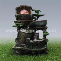 Tabletop Fountains Resin Fengshui Fountain