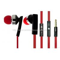 Wholesale good quality in ear wcx350 in-ear Earphones 3.Super bass digital from china suppliers