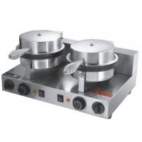 Wholesale Double headed electric ice cream waffle cone machine CL-2 from china suppliers