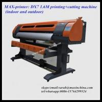 Wholesale MAX-printer: 1.6m printing+cutting machine from china suppliers