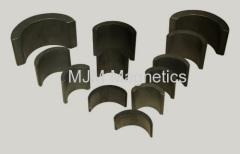 Quality Custom Made Ferrite Magnets for sale