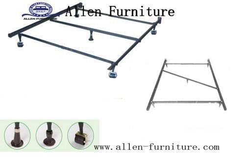 Home Source Metal C Frame Button Bunk Bed