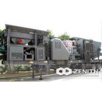 Y Series Mobile Combined Crushing Plant