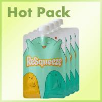 Wholesale BPA free reusable baby food pouch from china suppliers